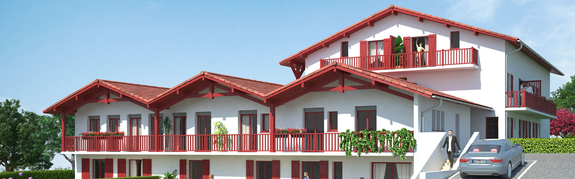 promotion immobiliere pays basque